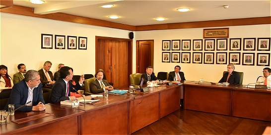 Convocan ternas para el Consejo de Disciplina Judicial