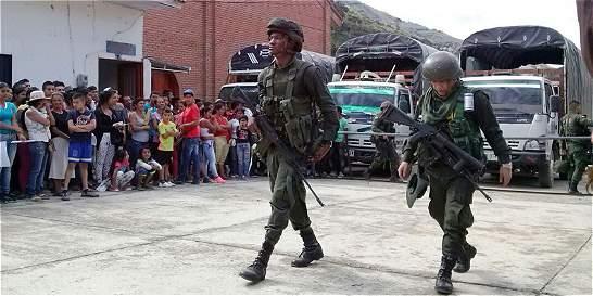 Tras un año de regreso de Policía a El Mango, Corte ordena su retiro