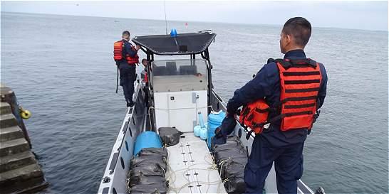 Incautada cocaína avaluada en 25 millones de dólares en Tumaco