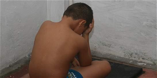Ocho de cada 10 víctimas de violencia sexual fueron niños y jóvenes