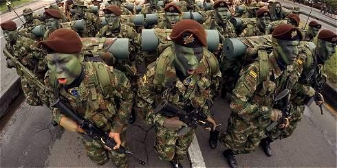 Ejército de Colombia renueva su doctrina después de 100 años