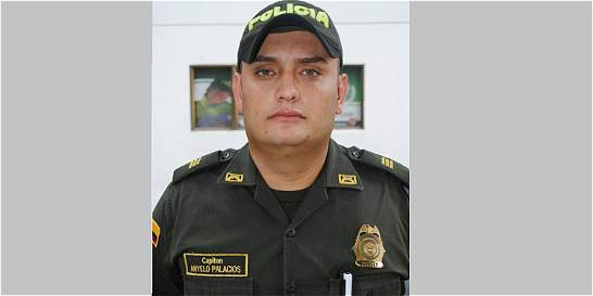 Las razones por las que destituyeron al capitán Ányelo Palacios
