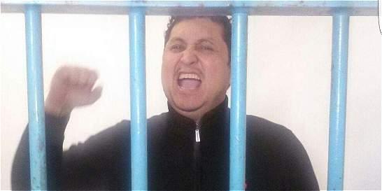 Jhon 'Calzones' es investigado por organizar 'parranda' en la cárcel