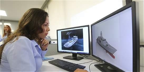Con ingenio colombiano, la Armada Nacional navegará por el mundo