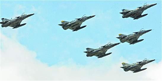 La hoja de ruta de la Fuerza Aérea Colombiana para el posconflicto