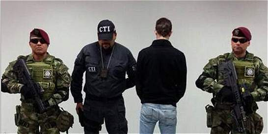 Niegan permiso de trabajo a detenido con caleta en carro del Congreso