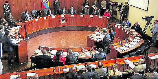 Cuatro órdenes de la Corte Constitucional para hacer el plebiscito