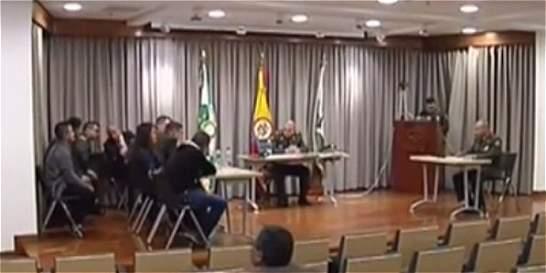 Se realizó audiencia pública contra agresores de periodistas de Citytv