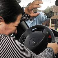 A la cárcel seis 'rompe vidrios' que atacaban a conductores en Bogotá