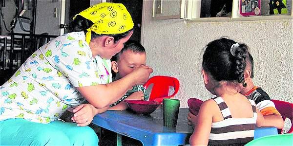 Las madres comunitarias de diferentes partes del país interpusieron varias tutelas para que les reconocieran sus derechos laborales.