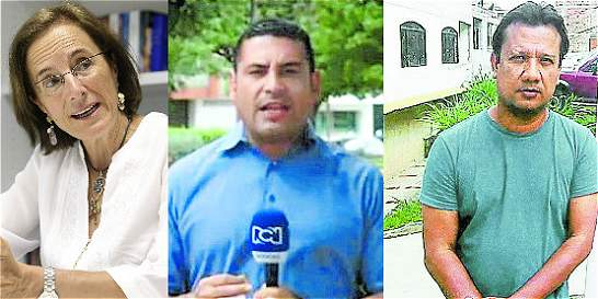 Cargos al Eln por seis secuestros, incluyendo los de tres periodistas