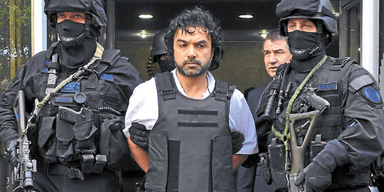 Descubren plan de alias Mi Sangre para fugarse de cárcel argentina