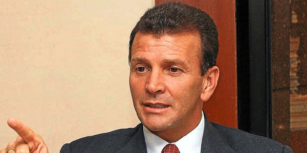 A indagatoria Carlos Palacino por caso Saludcoop