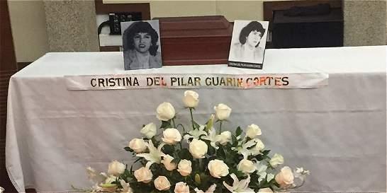 Tras 31 años, los Guarín despiden a Cristina