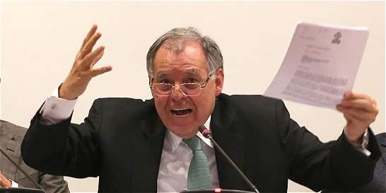 Las peleas políticas de Alejandro Ordóñez