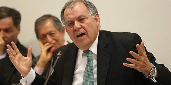 'Santos ha liderado una rebelión contra la institucionalidad': Ordóñez