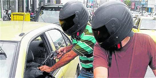 Ocho capitales ya prohíben el parrillero en moto para combatir delitos