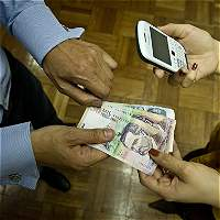 Baja la extorsión a niveles del 2012
