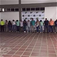 13 personas fueron capturadas por enviar marihuana a Estados Unidos