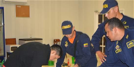 18 extranjeros fueron interceptados en inmediaciones de San Andrés