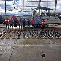 Capturados 6 extranjeros en alta mar por narcotráfico y pesca ilegal