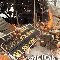 Condenas a la Nación por tomas guerrilleras van en $ 100.000 millones