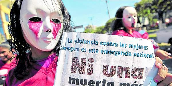 Entre enero y agosto 28 de 2016, han sido asesinadas 21 mujeres en Medellín.