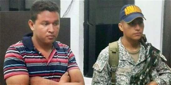 Capturan a alias Felipe jefe del Eln en Venezuela