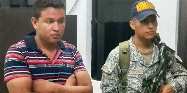 Capturado en Venezuela jefe del Eln