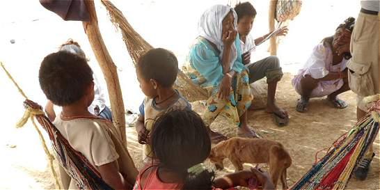 Seis capturas por caso de alimentos para niños de La Guajira