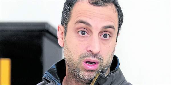 El empresario Nidal Waked habló con EL TIEMPO y aseguró que no tiene ninguna investigación judicial en su contra.