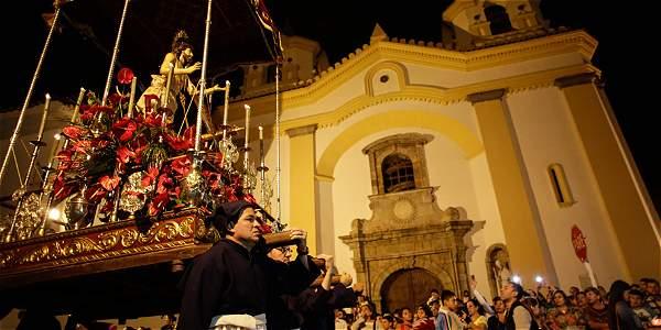 En los últimos seis años, esa celebración católica ha recibido del Ministerio de Cultura más de 1.131 millones de pesos.