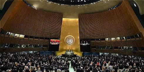 Primer día de examen para Colombia ante comité de DD.HH. de ONU