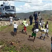 Uno nunca está preparado para ver tanto desastre: voluntario en Haití