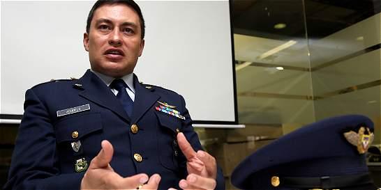 Agudelo, el héroe de Fuerza Aérea que salvó 60 vidas con su Hércules