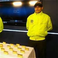 Nuevo capo de la mafia escondía 29 lingotes de oro