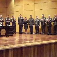 Por primera vez un coronel sacerdote será general en la Policía