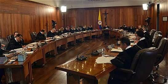 Corte definirá este miércoles suerte del general Suárez Tocarruncho