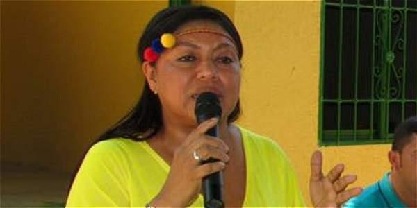 Oneida Pinto, exgobernadora de La Gujaira, salió del país