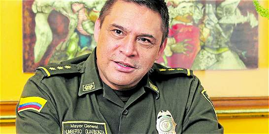 El discreto paso al costado del general Humberto Guatibonza