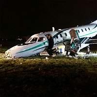 Gracias a la eficacia de los pilotos no terminó en tragedia: Cristo