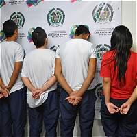 En los últimos 7 años han sido capturados 171.000 menores de edad