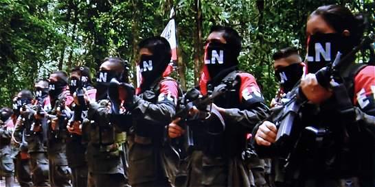 Ejército verifica posible secuestro de extranjero por el Eln en Chocó