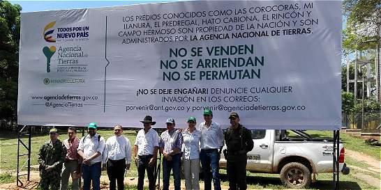 Tierras ocupadas por esmeraldero Víctor Carranza serán para campesinos