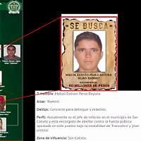 Cae francotirador señalado de asesinar a 14 miembros de Fuerza Pública