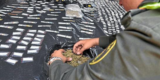 Cada vez más, los narcos le apuntan al consumo interno