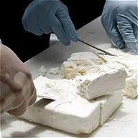 Incautan casi 3 toneladas de cocaína en varias operaciones en el país