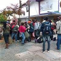 Capturan a siete registradores por tráfico de migrantes