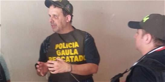 Rescatado ciudadano estadounidense secuestrado en Cartagena