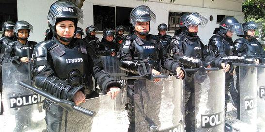 Una monja, clave en la formación de las primeras mujeres policía